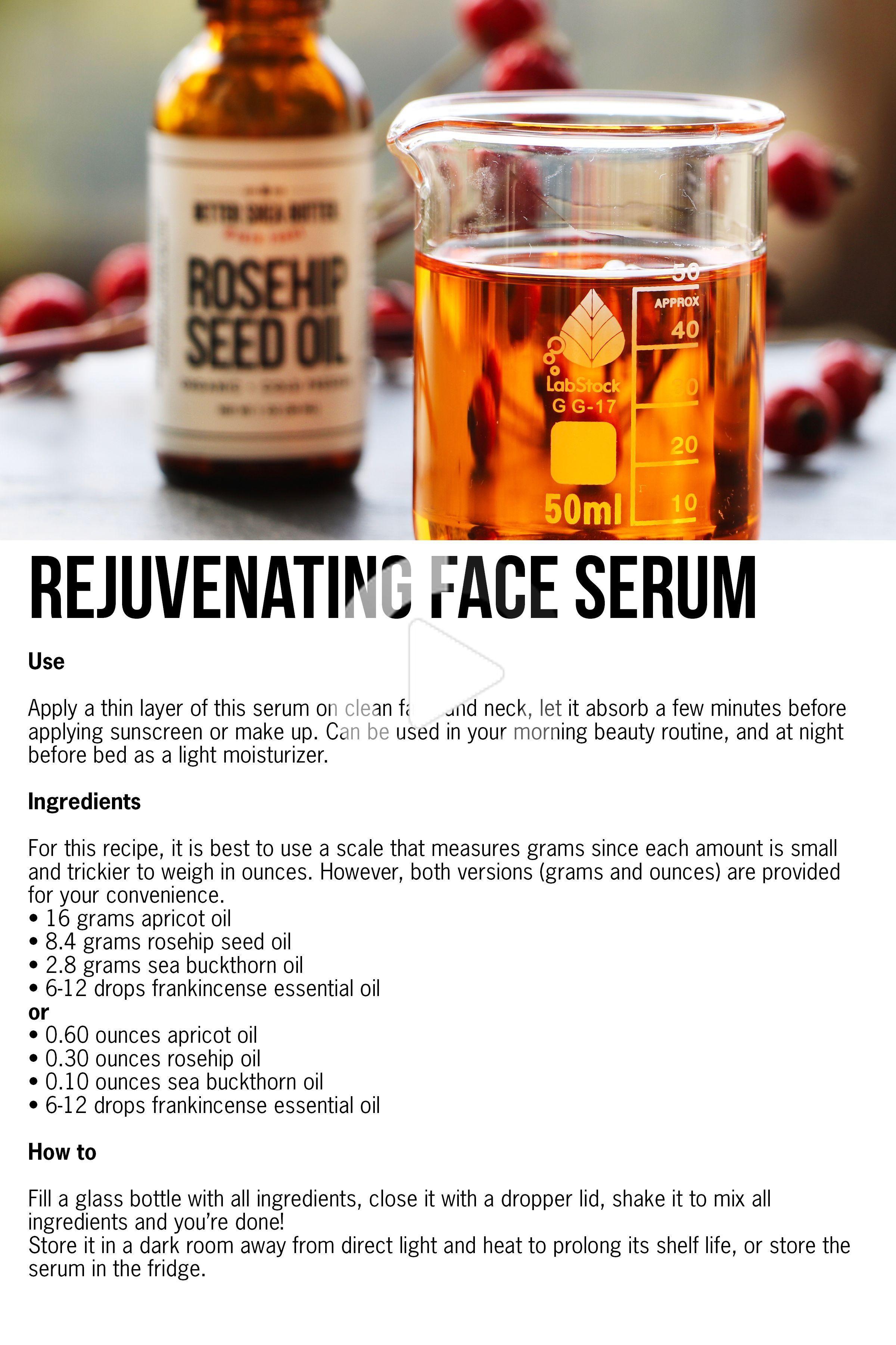 Homemade skin care recipes simple