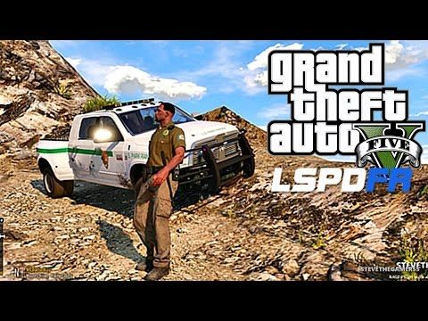 GTA 5 LSPDFR 0 3 1 - EPiSODE 66 - LET'S BE COPS - PARK