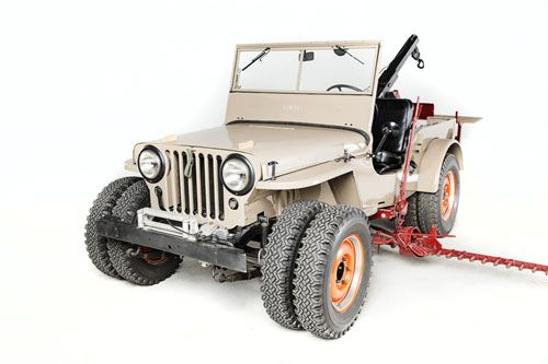 1946 Willys Cj 2a Jeep Collection With Images Willys Jeep