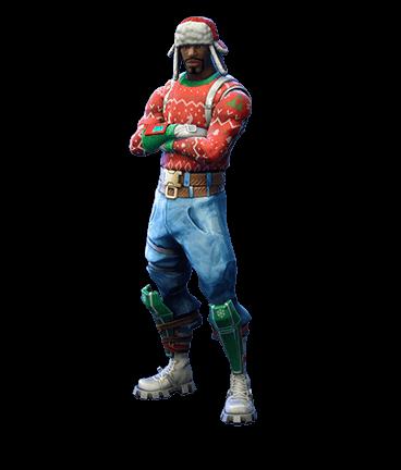 Yuletide Ranger Fortnite Skin Male Christmas Outfit Fortnite Epic Games Fortnite Ranger