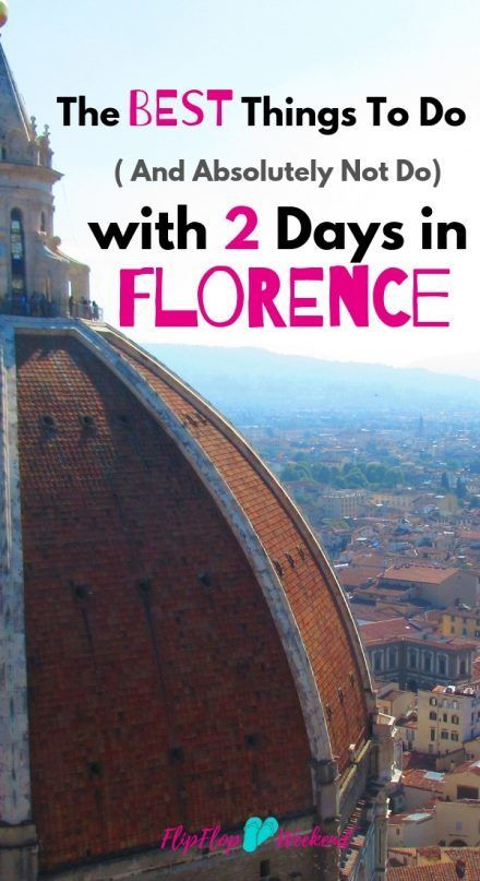 Photo of Quick Tips On What To Do In Florence, Italy: A 2-Day Itinerary