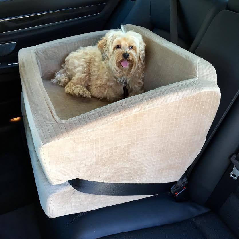 L.A.Dog Company Rider® Studio Car Seat Dog car seats