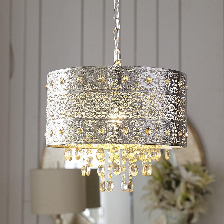 Bohemian Crystal Chandelier Diy Chandelier Ceiling Lights