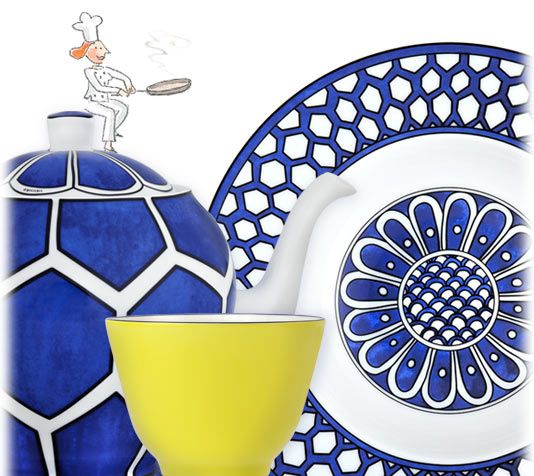 Bleus du0027Ailleurs Bring together daily life and the imagery of travel on your table  sc 1 st  Pinterest & _HomePage_USA_November_en | Tablewares Dinnerware and China patterns