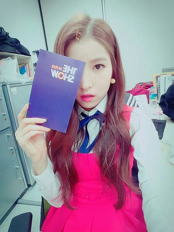 Sowon THESHOW