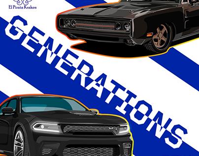 #DodgeCharger #ChargerWidebody #DodgeCharger2020 • • • • #Ilustracion #illustrator #vector #vectorart #vector #vectorart #vectorillustration #FlatDesign #vectorcar #CarDesign #CarDesignWorld #Illustration #IllustrationArt #CarArtist #illustrationdaily #AutomotiveArt #CarDrawing #CarArt #tillustration #DigitalArt #Illustrator #Adobe #AdobeIllustrator #bodykit #dodge #charger #chargerrt #carvector