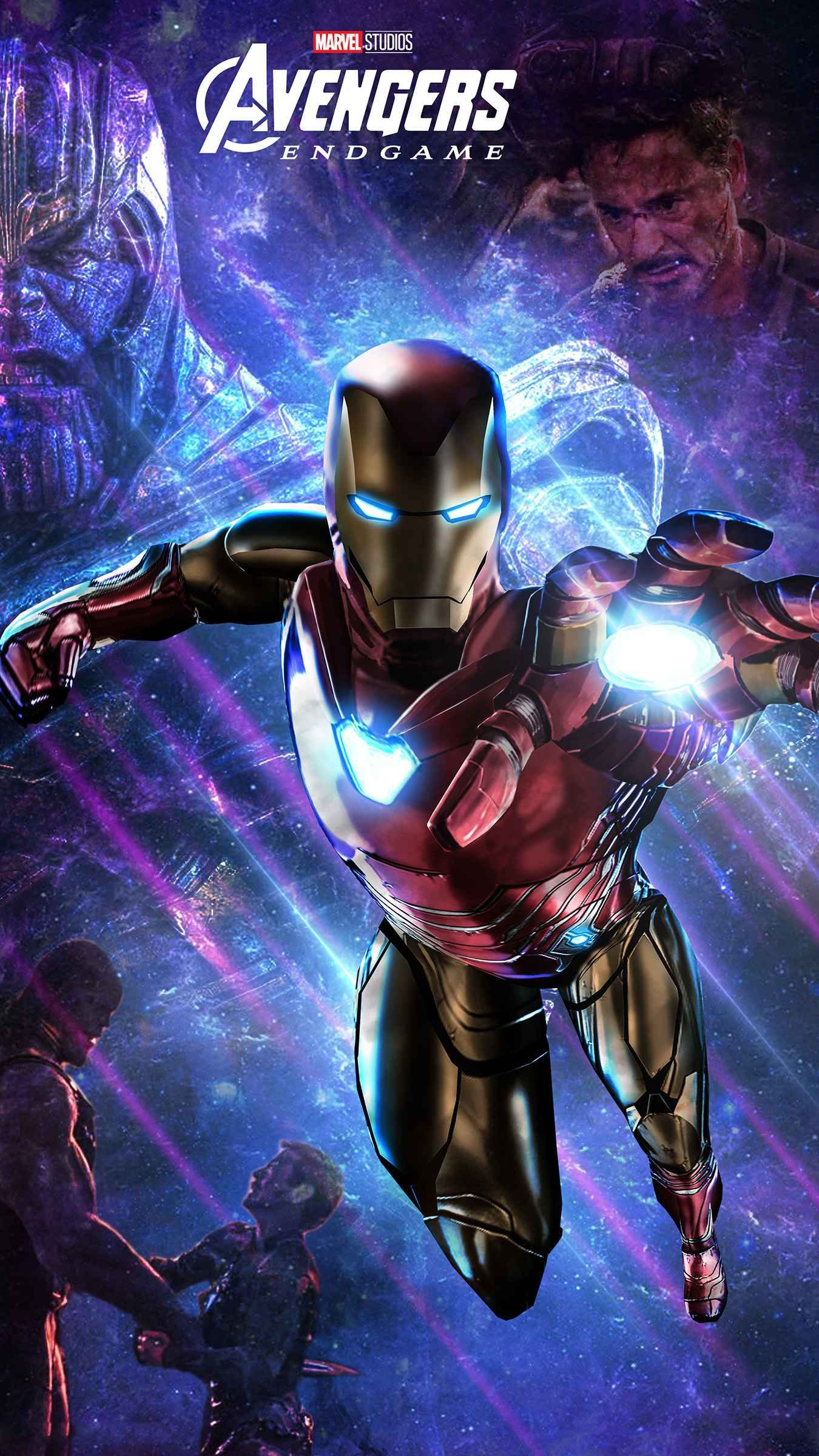 Avengers Endgame Iron Man Iphone Wallpaper In 2020 Iron Man Avengers Marvel Iron Man Captain America Movie