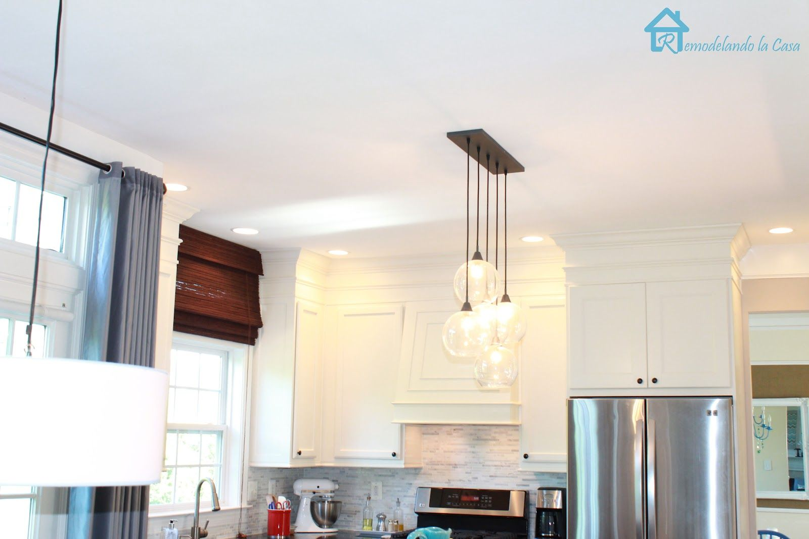 Thinking about installing recessed lights? | Kitchens, Lights and House