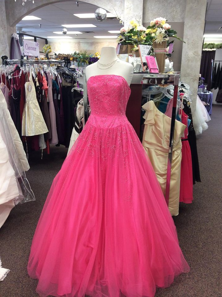 Alyce size 8 pink ball gown priced at $180 | Dresses at Bridal Aisle ...