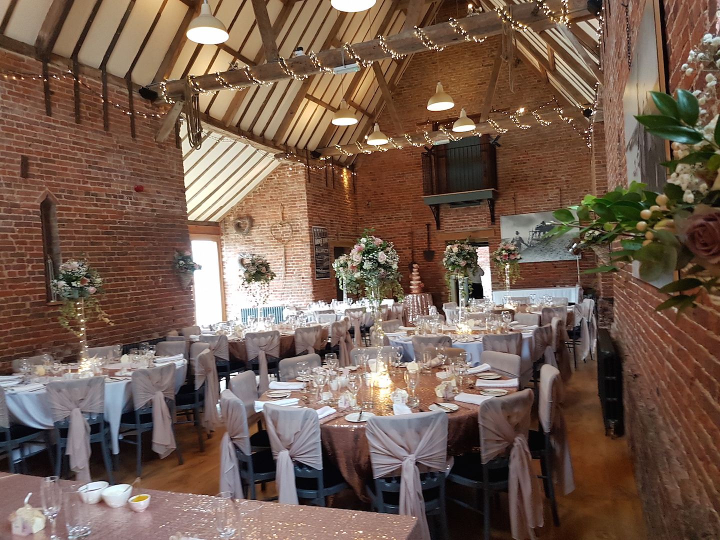 Wedding Venue The Granary at Elms Farm Cottages