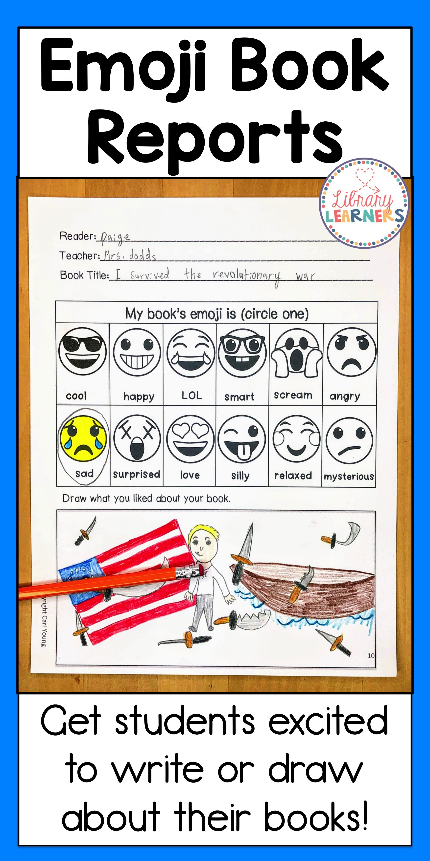easy books to write a report on