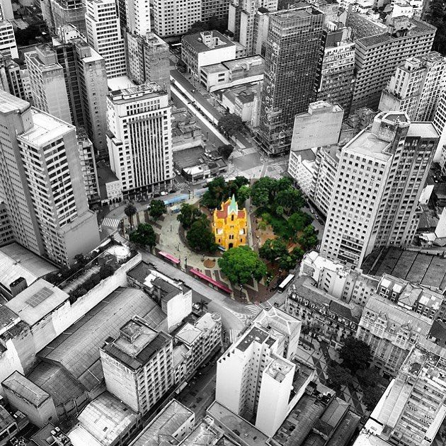 Largo do Paissandú by @fjafonso #saopaulocity #largodopaissandu by saopaulocity