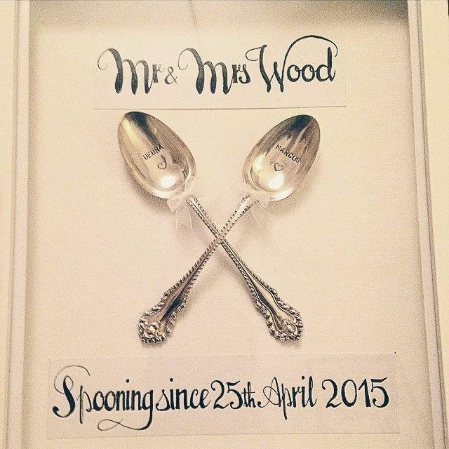 """""""#wedding #weddinggift #handmade #handstamped #spoon #spoons #shabby #chic #shabbychic #unique #bestofbritish #bespoke #love #forever #present #beautiful #heart #hearts #stamp #stamping #gorgeous #amazing #wood #mr #mrs #mrandmrs #wood"""" Photo taken by @runcible.spoon on Instagram, pinned via the InstaPin iOS App! http://www.instapinapp.com (04/23/2015)"""