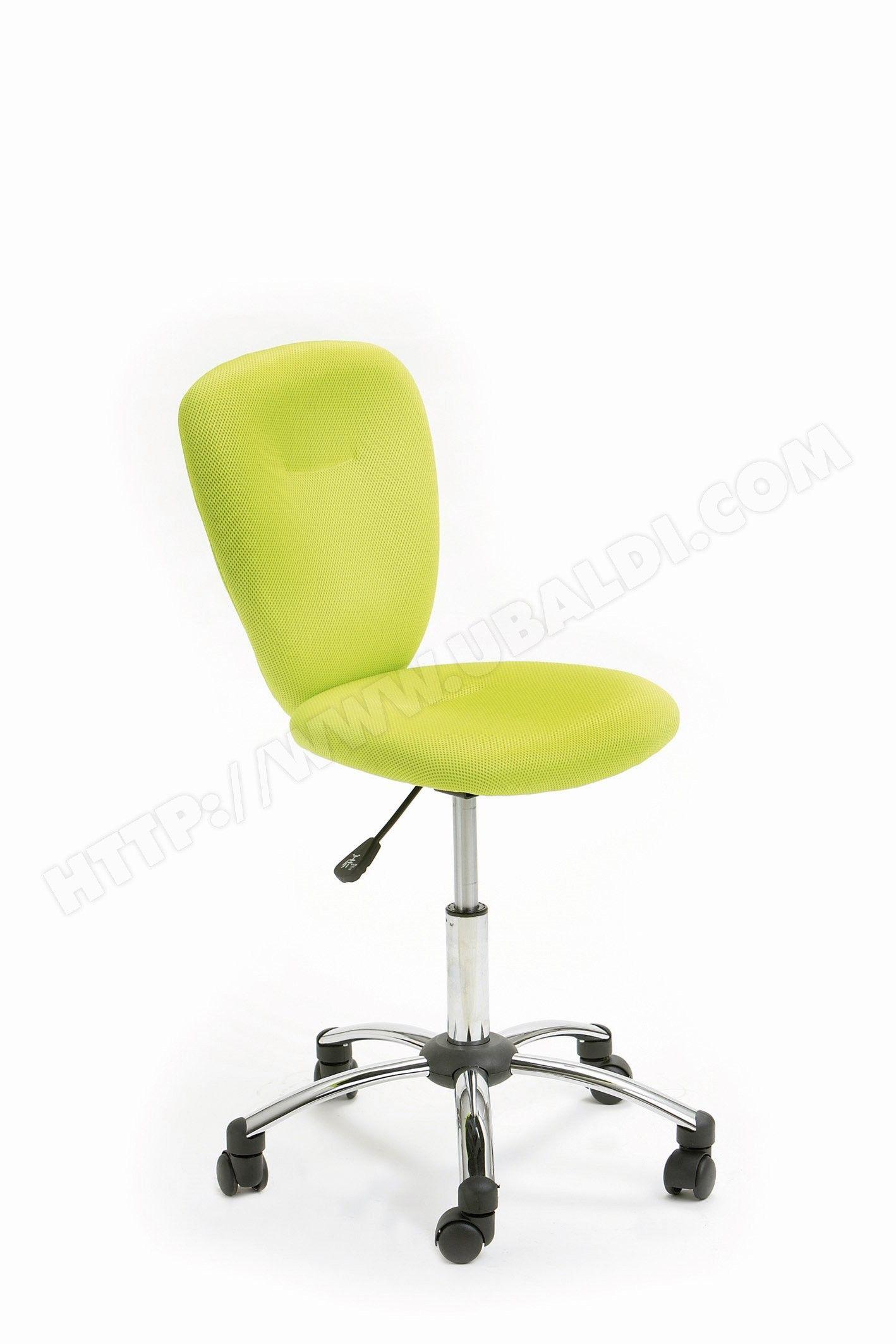 Chaise De Bureau Interlink Pezzi Chaise De Bureau Vert Chaise Bureau Meuble Chambre Fauteuil Bureau