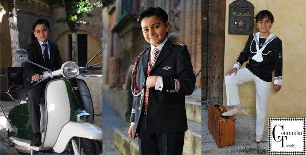 José Varón Trajes Comunión, Varones Trajes Comunión Niño, Trajes Marinero Comunión, Comunión Trendy, Moda Infantil