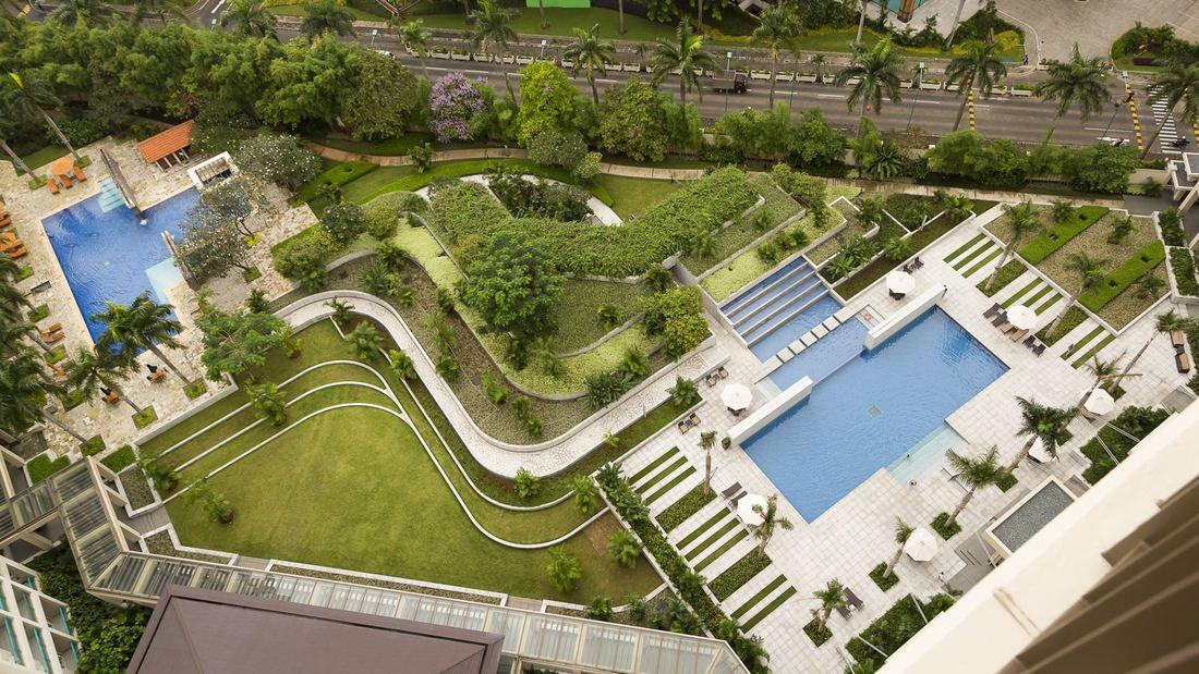Apartment Landscape Design Amazing Inspiration Design
