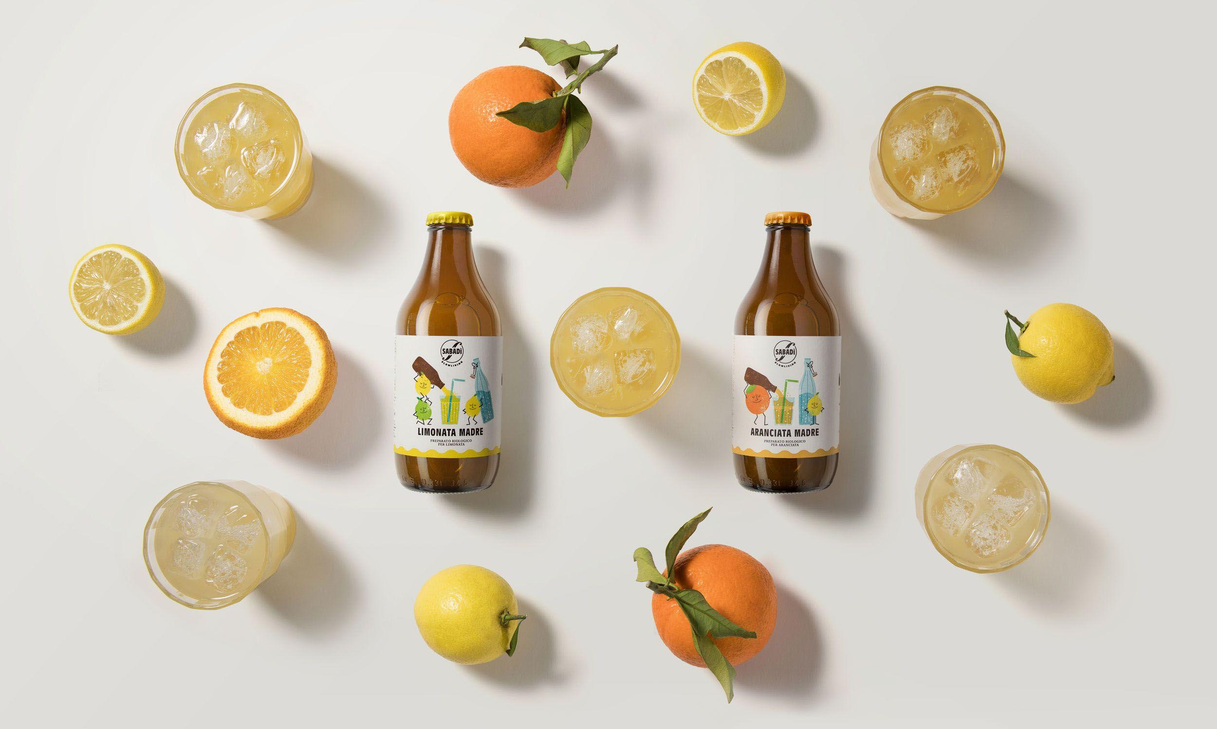 Bibite Madre Sabadi On Behance Creative Packaging Design Packaging Design Inspiration Label Design