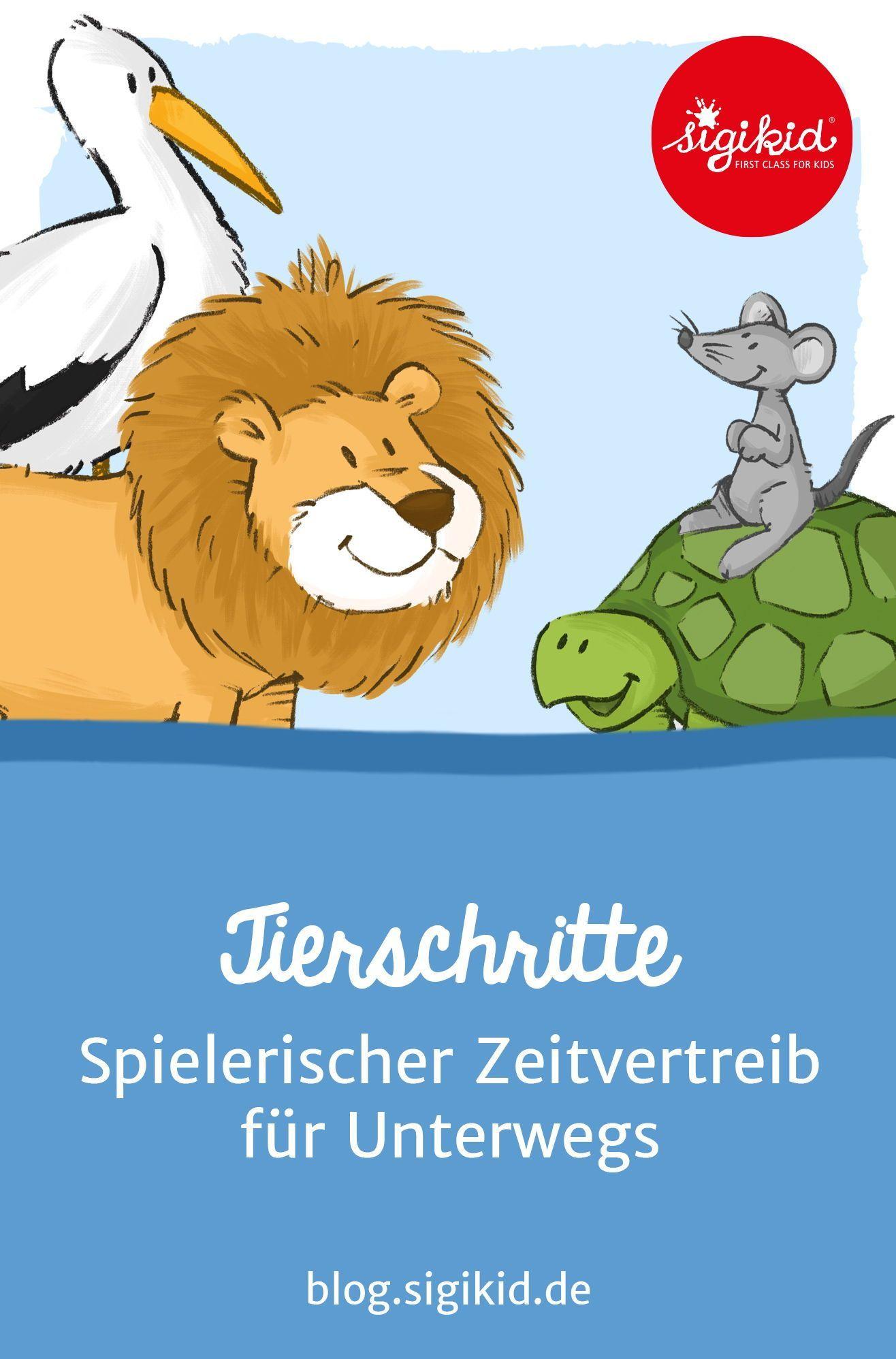 Fur Kinder Tierschritte Nachmachen In 2020 Kinder Haustiere Fur Kinder Kinder Tiere