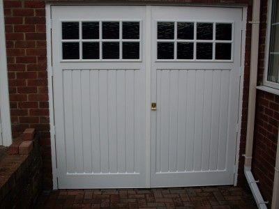 Astounding Side Hinged Garage Doors Chester Ideas Plan 3d House
