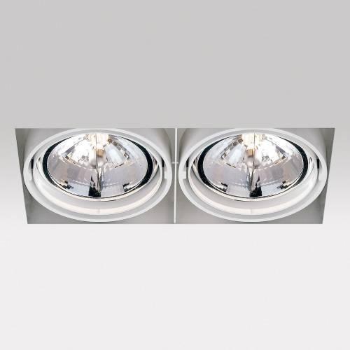 Delta Light Grid In Trimless 2 Qr Aluminiumgrau Kaufen Verlichting Verlichting Ideeen Binnenverlichting