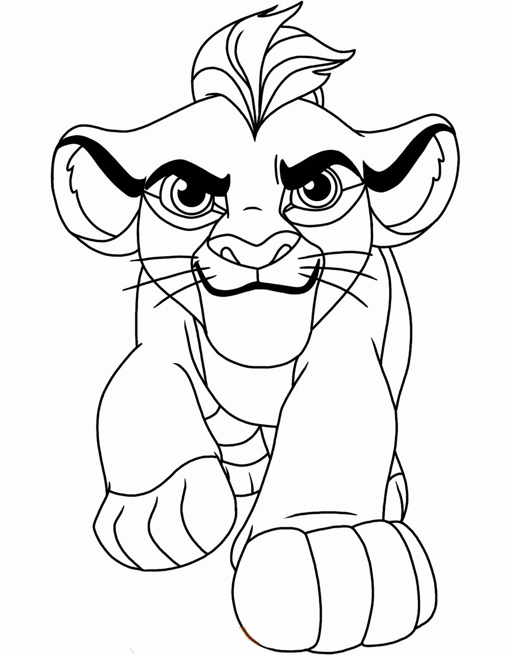 Lion Guard Coloring Book Best Of Lion Guard Kion And Kiara Coloring Pages Coloring Pages In 2020 Horse Coloring Pages Coloring Books Disney Coloring Pages