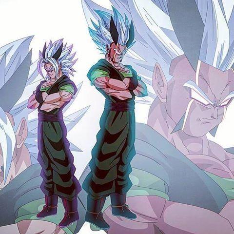 Xicor Forma Ultra Anime Dragon Ball Super Dragon Ball Super Art Dragon Ball Art