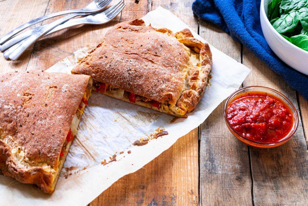 Gluten free calzone recipe recipe in 2020 recipes