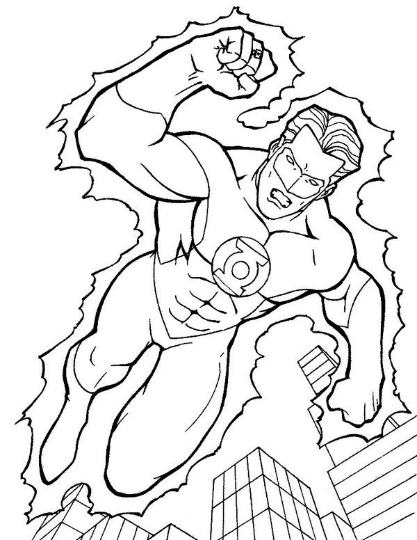 Green Lantern Coloring Pages 2 Coloring Pages Disney Art Drawings Coloring Books