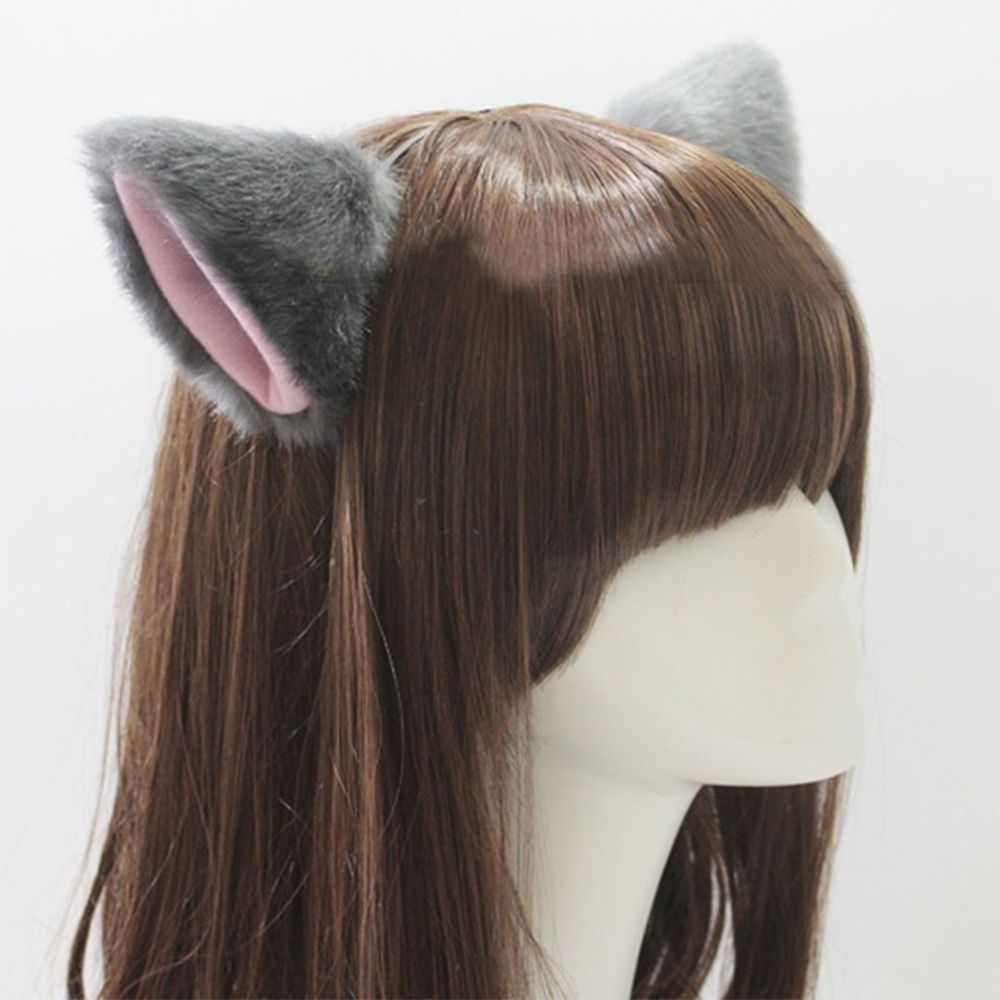 1 64 Animal Orecchiette Cute Cosplay Costume Party Cat Ears Hair Clip Fox Ebay Fashion Party Hair Clips Cute Cosplay Cute Costumes