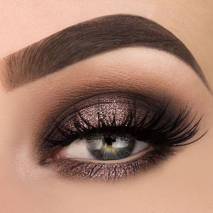 ▷ 1001 + Ideen und Inspirationen, wie Sie Ihre Augen schminken #makeuptips