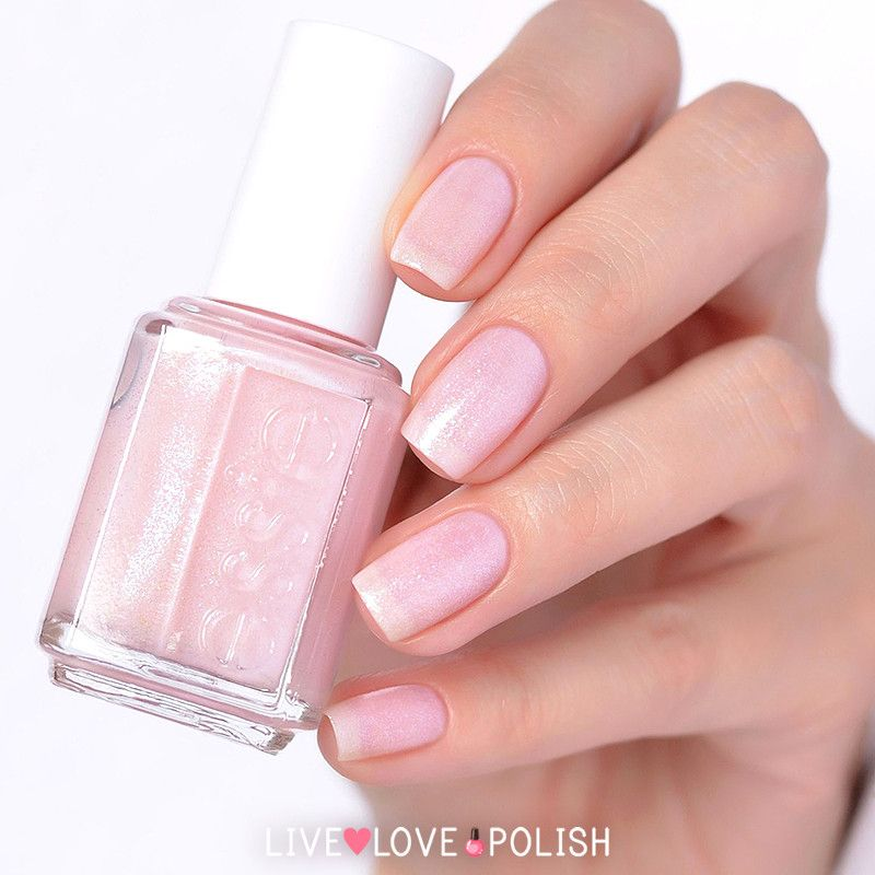 Nail Polish Style: Essie Pink-A-Boo Nail Polish
