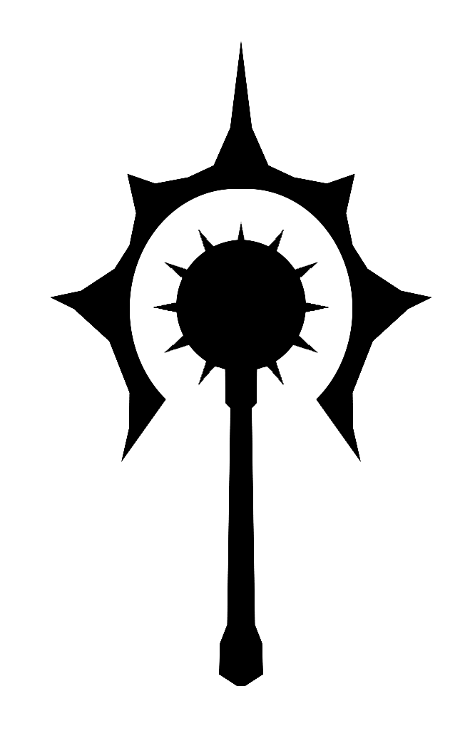 Class Symbol: Cleric | Dungeons and dragons classes, Dragon icon ...