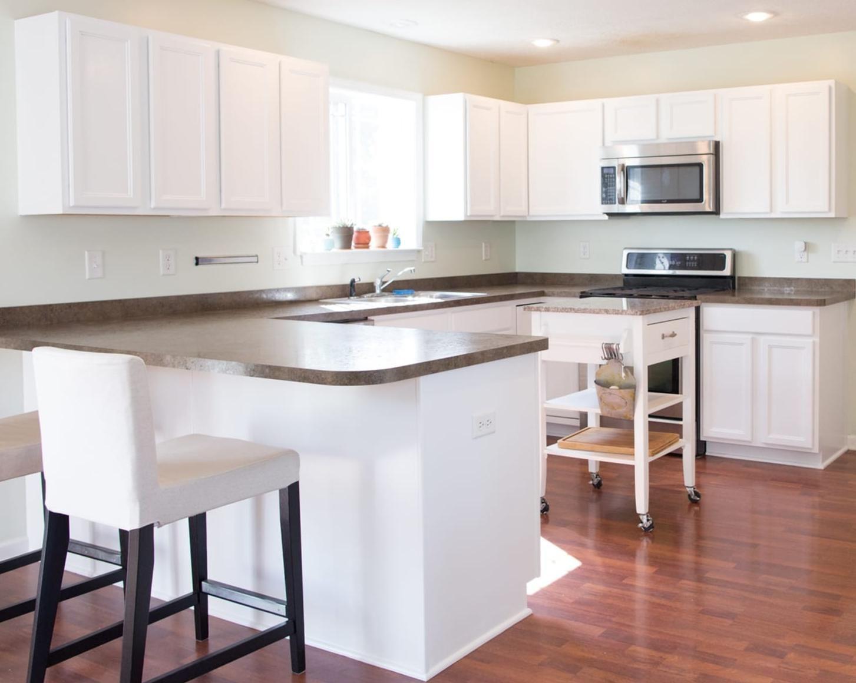 11 Ways How to Paint Kitchen Cabinets - Part 1   Kitchen ...