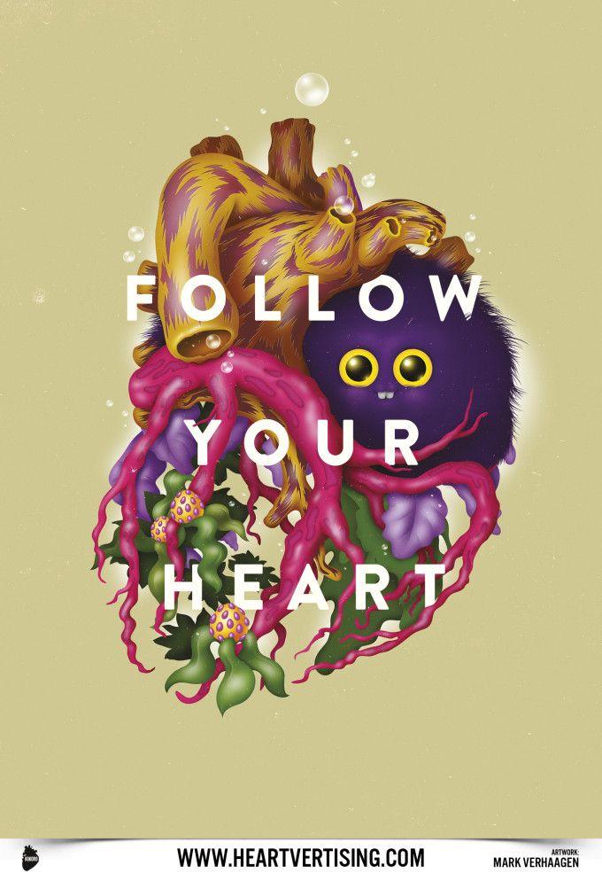 'Heartvertising project' – volg je hart!