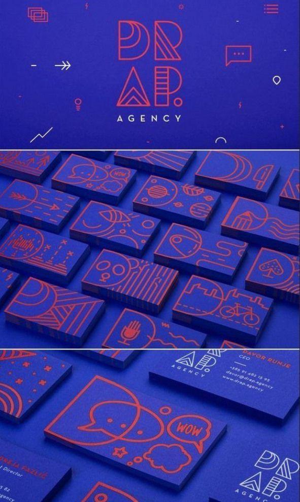 Carte De Visite Originale Logoandidentitydesign Logo And