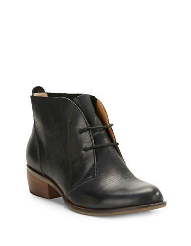 Latigo - Isaac Leather Ankle Boots