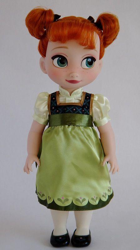 Tämän nuken haluaisin. Lohdutuksesi voisin ommella tuontyyppisen hamosen edes.