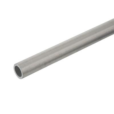 Everbilt 1 2 In X 48 In X 1 16 In Thick Aluminum Round Tube 800477 The Home Depot Aluminum Tube Tube Shape