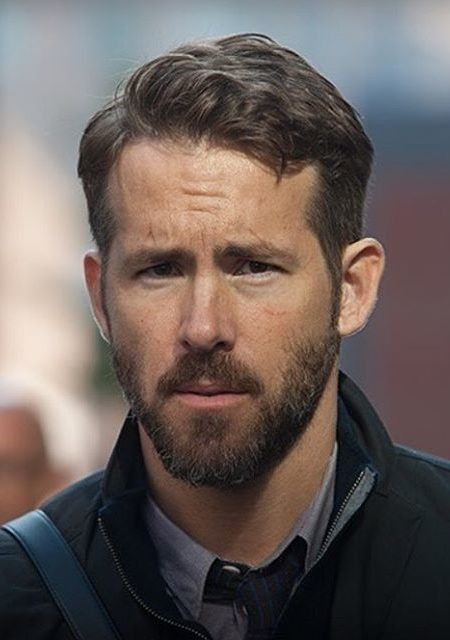 Ryan Reynolds Lockige Frisur Promi Frisuren Pinterest