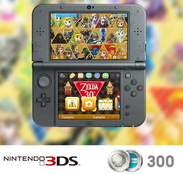 The Legend of Zelda Anniversary 3DS Menu Theme | Rui's The Legend of