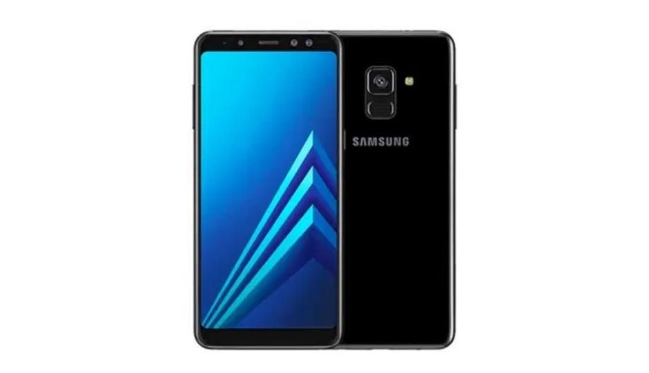 How to Hard reset Samsung Galaxy A6 Plus 2018 - step by step with