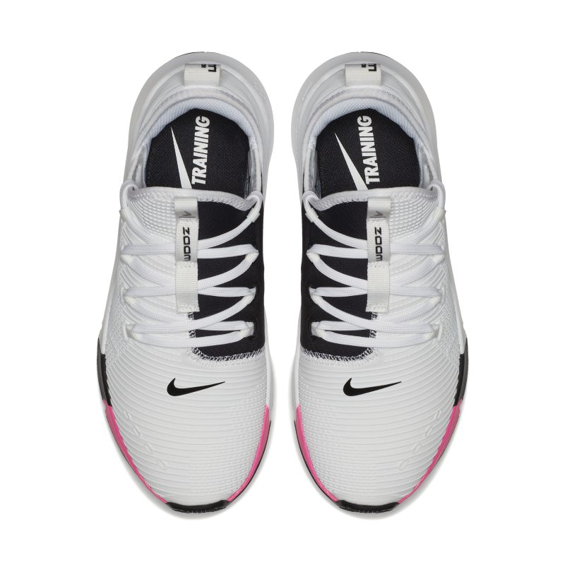 buy cheap 2222a cad46 Nike Air Zoom Elevate Women s Gym Training Boxing Shoe - White