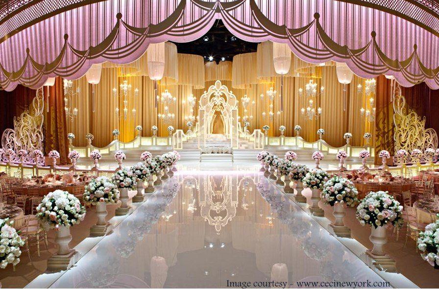 Stage Decor Ideas At Banquet Halls In Kolkata Wedding Stage