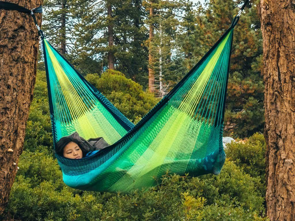 st lucia hammock outside