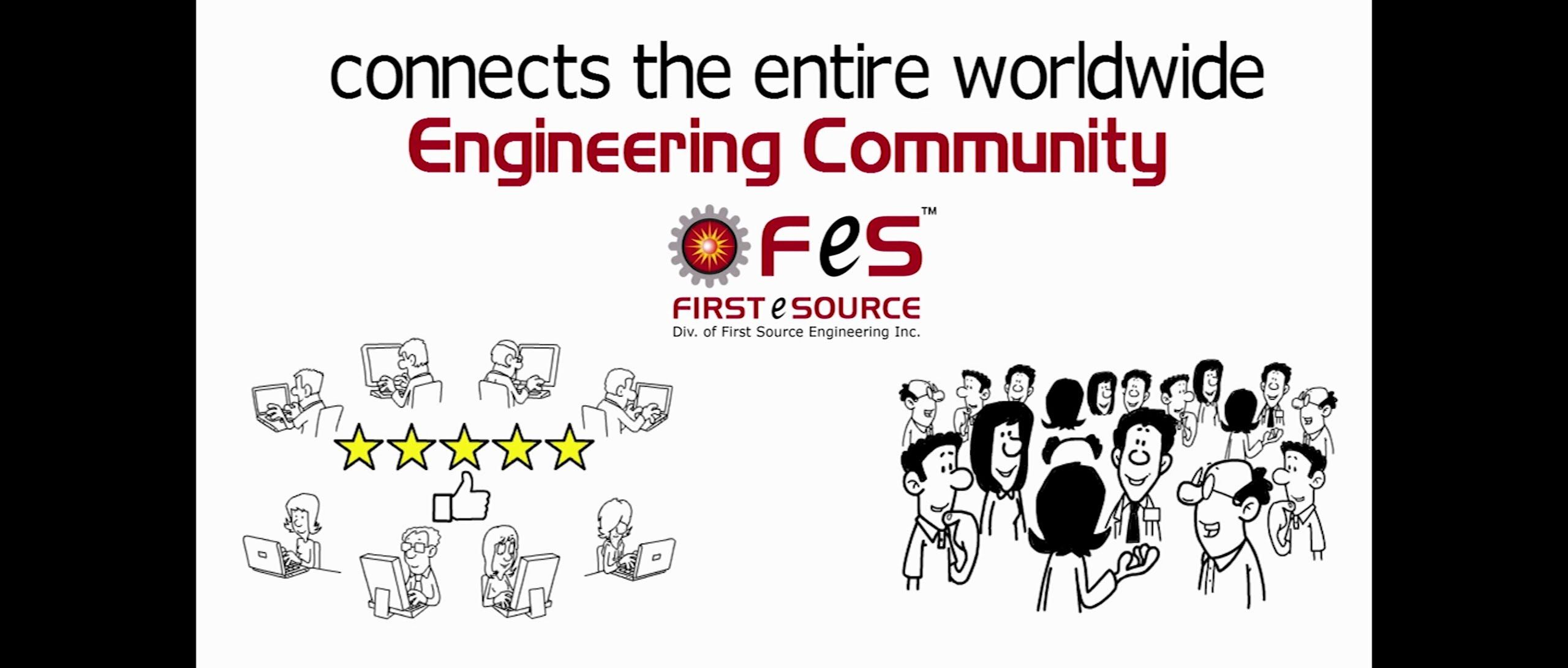 "First Source Engineering Inc is an Engineering Community and a Marketplace for all things related to Engineering Sector. Get-together and expand your Engineering Business and Network. Firstesource.com is a platform for Engineers and Engineering Buyers. Market your Industrial Supplies Worldwide. In simple words ""First Source Engineering Inc is the best source for all things Engineering""  Register For FREE: https://www.firstesource.com/membersh"