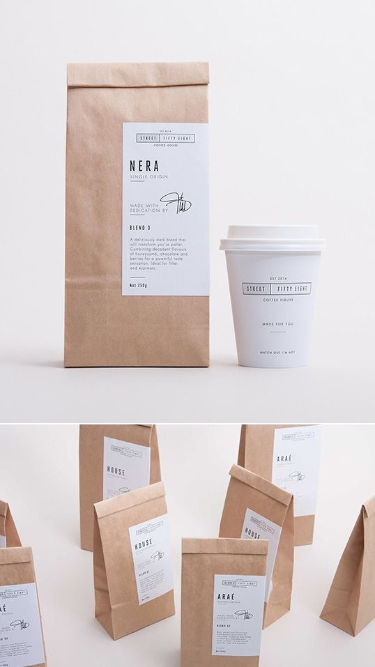 Street Fifty Eight | Lovely Package