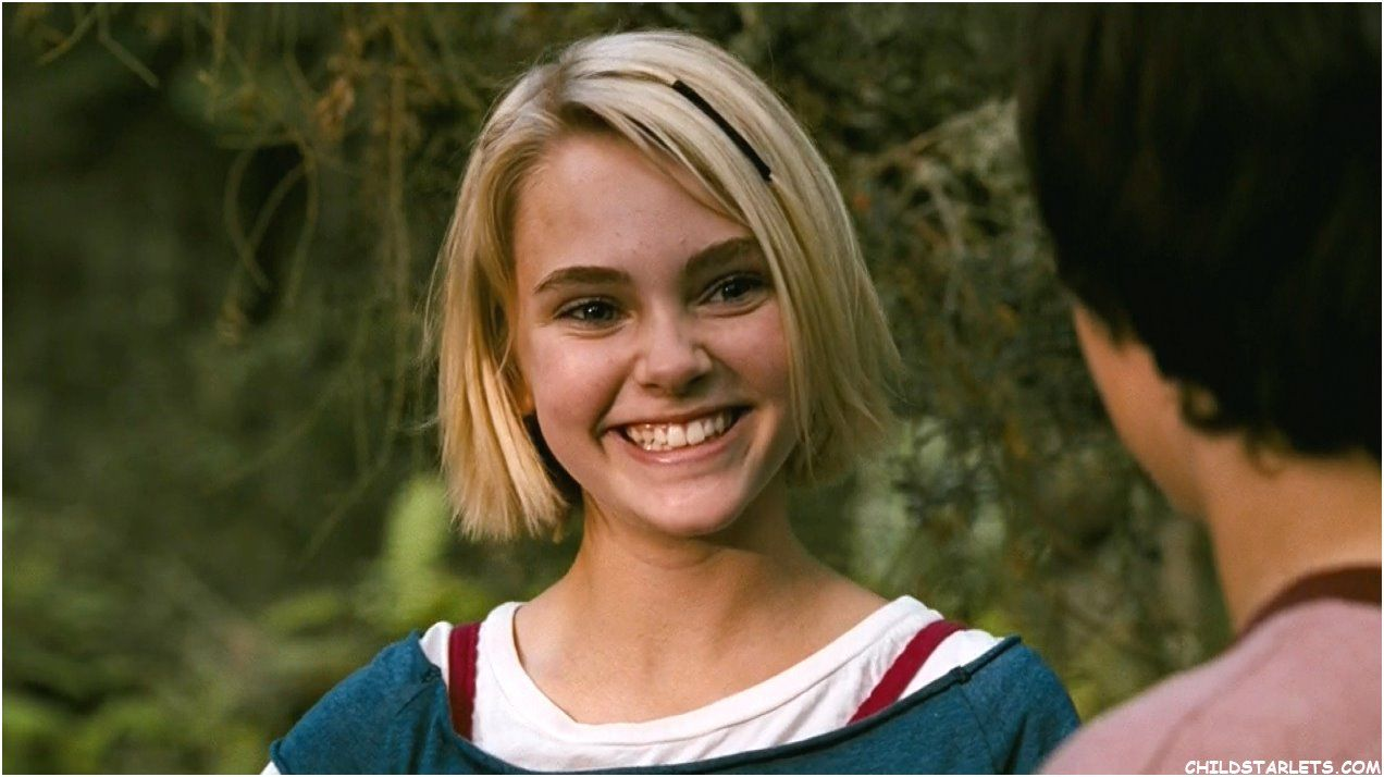Pin by Charlie Di Oliver on Characters | Bridge to terabithia, Annasophia  robb, Haircut inspiration