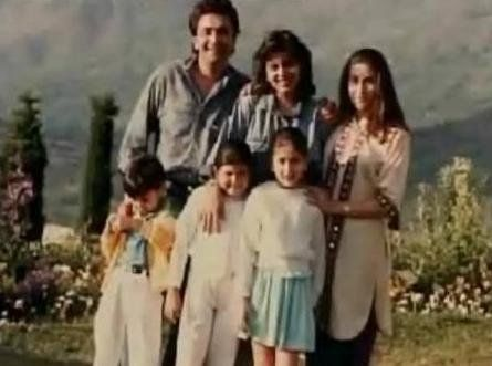 Ranbir Kapoor With His Cousins