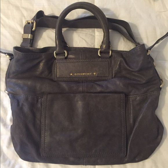Authentic Givenchy Bugatti Sale!!!Gray soft and buttery lamb! Authentic  with dust bag. Made in China. Yes some Givenchy are made in China. 598d56430bc94
