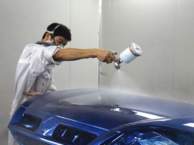 China Car Paints Metallic Auto Paint